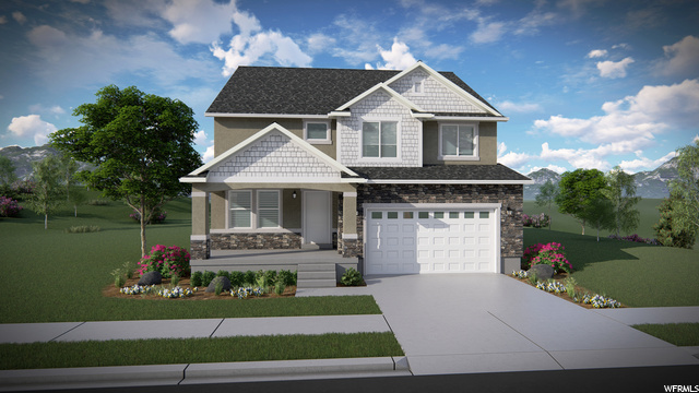 Quailhill at Mt. Saratoga is a fantastic community featuring single family homes, townhomes, and condos. Mt. Saratoga is a master-planned community that will feature future parks, trails, and open space. Quailhill is in close proximity to Utah Lake, The Ranches Golf Club, stores, and restaurants. Easy access to Pioneer Crossing also allows for an easy commute. LAUREN FLOOR PLAN.