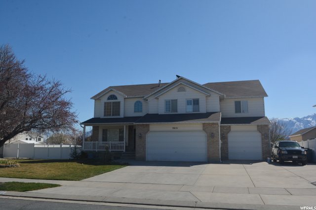 9651 S GARDEN GLEN RD, South Jordan UT 84095