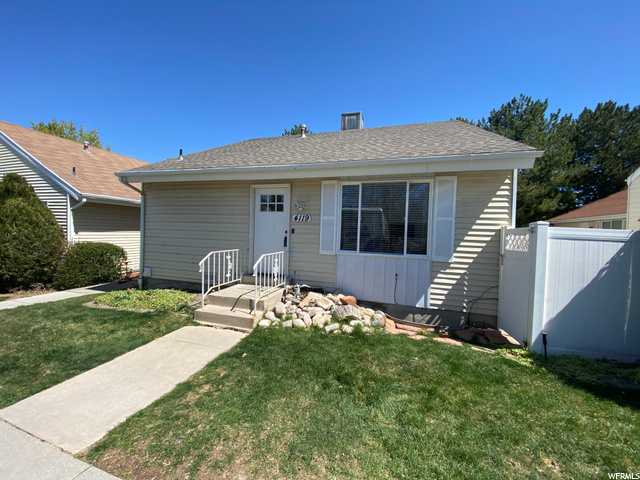 4119 S MIDDLEPARK LN, Salt Lake City UT 84119
