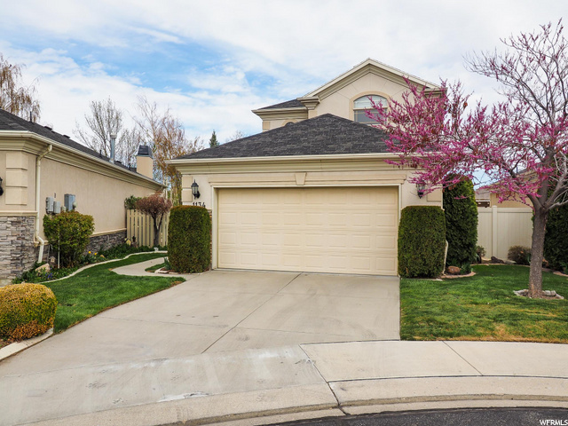 1134 W HOLLOW VIEW WAY, West Jordan UT 84084