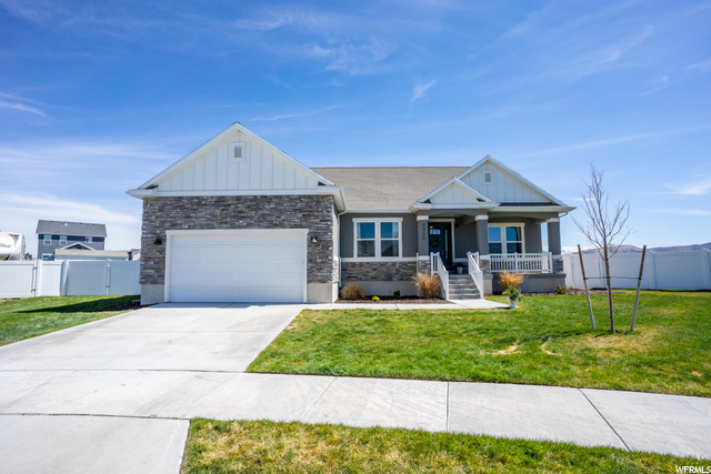 4958 N MOUNT WAAS DR, Eagle Mountain UT 84005