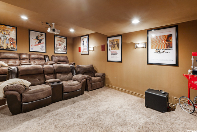Stadium Seating with Leather Seating