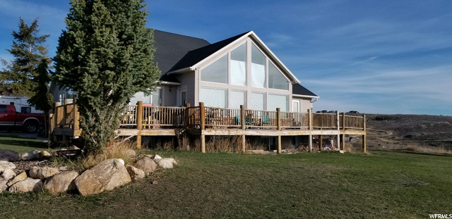 1100  CANYON DR, Fish Haven ID 83287
