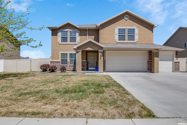 2850 W WILLOW SPROUT RD, Lehi UT 84043