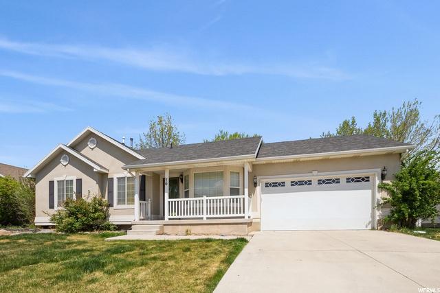 70 E AMBER RD, Saratoga Springs UT 84045