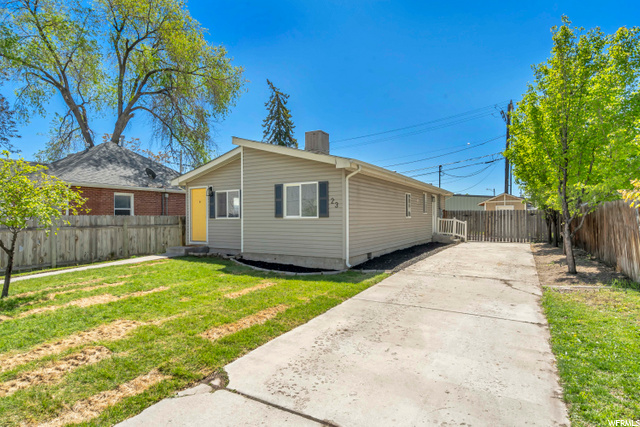 23 W ROBERT AVE, South Salt Lake UT 84115