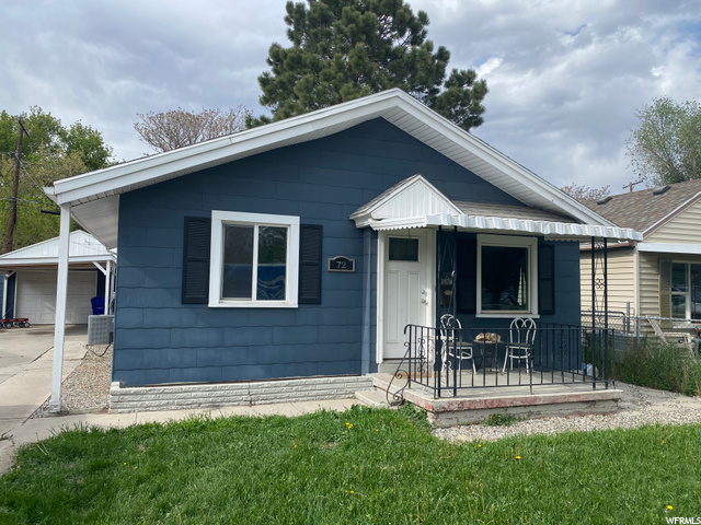 72 W CRYSTAL AVE, Salt Lake City UT 84115