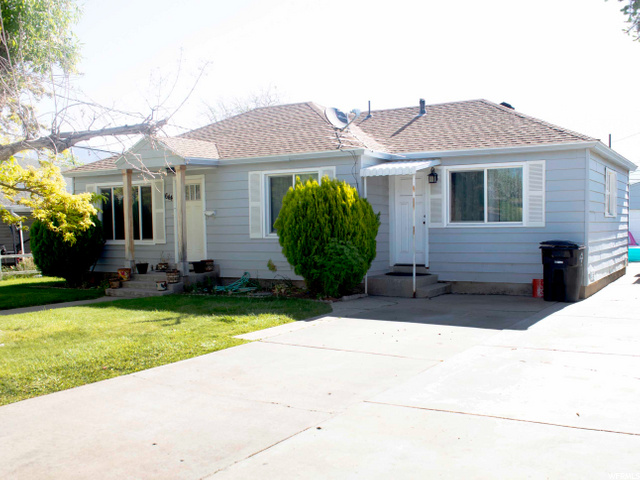 This beautiful Rambler home, features 3 bedrooms and 1 bath! Two car garage and a lots of space. NO SHOWINGS UNTIL OPEN HOUSE. Open house 11 am to 1 pm this Saturday May/22. Any showings after that must be requested through showingtime. Square footage figures are provided as a courtesy estimate only and were obtained from County Records. Buyer is advised to obtain an independent measurement.