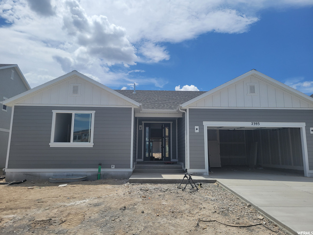 2393 S BLUE WATER LN #2535, Saratoga Springs UT 84045