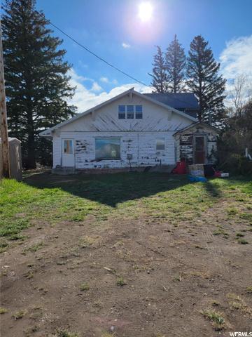 1847  CENTRAL  RD, Bancroft ID 83217