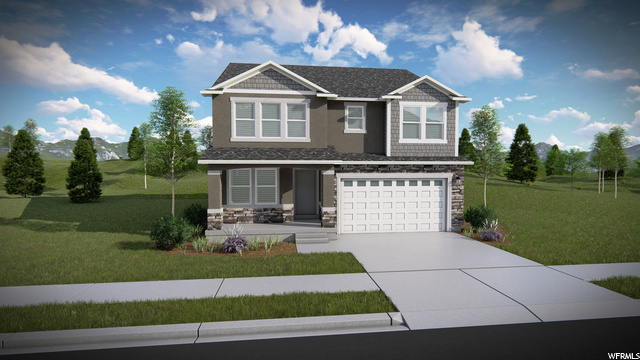 Quailhill at Mt. Saratoga is a fantastic community featuring single family homes, townhomes, and condos. Mt. Saratoga is a master-planned community that will feature future parks, trails, and open space. Quailhill is in close proximity to Utah Lake, The Ranches Golf Club, stores, and restaurants. Easy access to Pioneer Crossing also allows for an easy commute. MORGAN FLOOR PLAN.