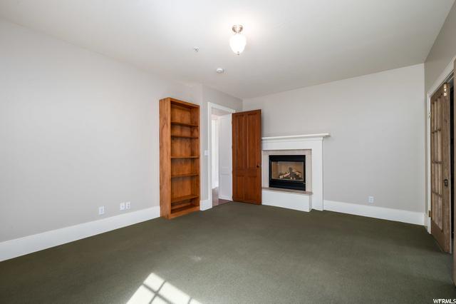 Main Floor  Master Bedroom w/Fireplace