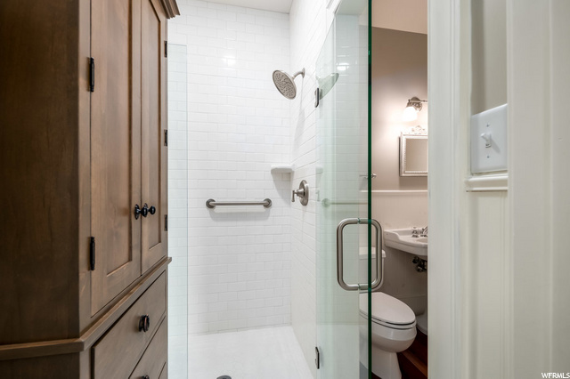 Main Floor Guest 3/4 Bath