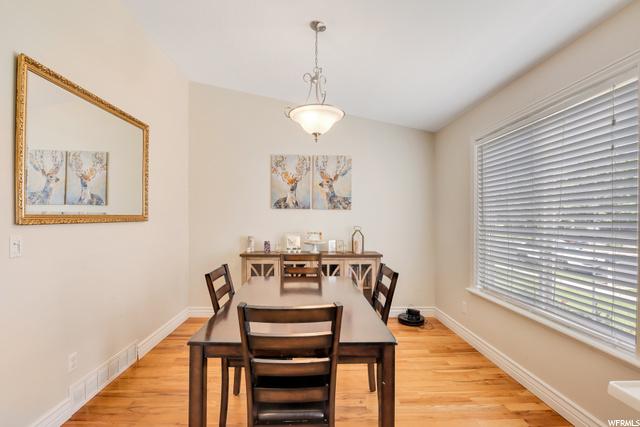 Formal Dining room/ living room