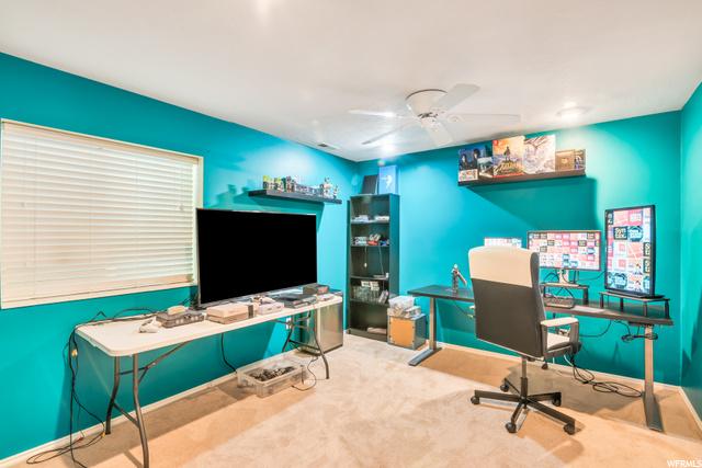 Basement Bedroom /Office