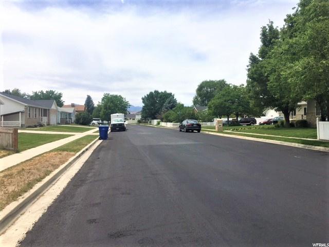 Street looking west