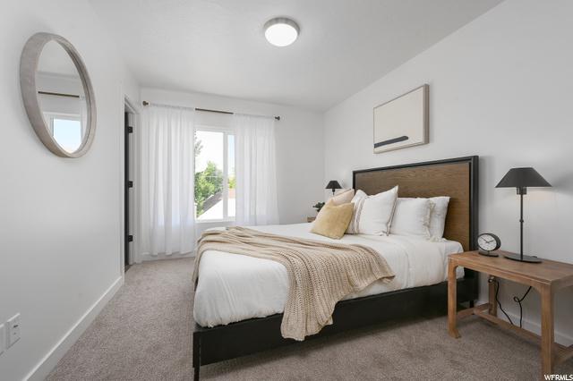 Bedroom 2, level 3