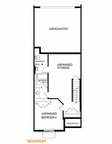 EDGEhomes reserves the right to make changes at any time. Floor plans, dimensions, amenities, and elevations are deemed reliable but may be modified. Rendering does not depict exact finishes or design. Please verify inclusions with an EDGEhomes agent.
