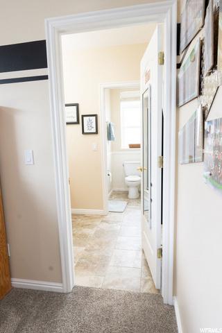 Jack-n-Jill Bathroom (tile Floors)