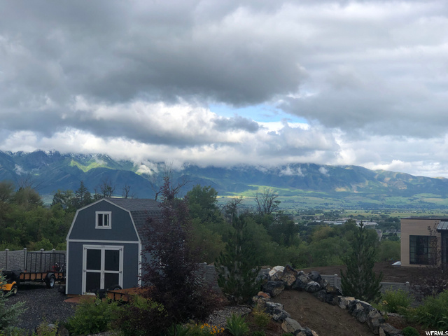 Mountain Views from Balcony