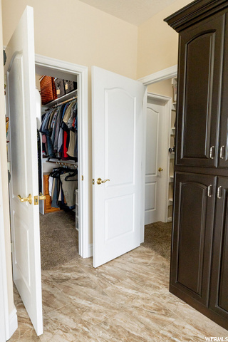 Master Bathroom - Main Floor Walk in Closets.. (Closet to Left can be used in master too it adjoins the room off entrance)