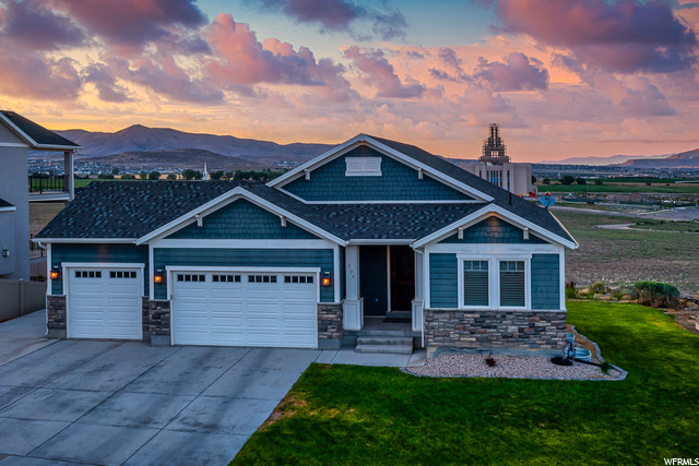 706 W MEADOW SIDE DRIVE DR, Saratoga Springs UT 84045