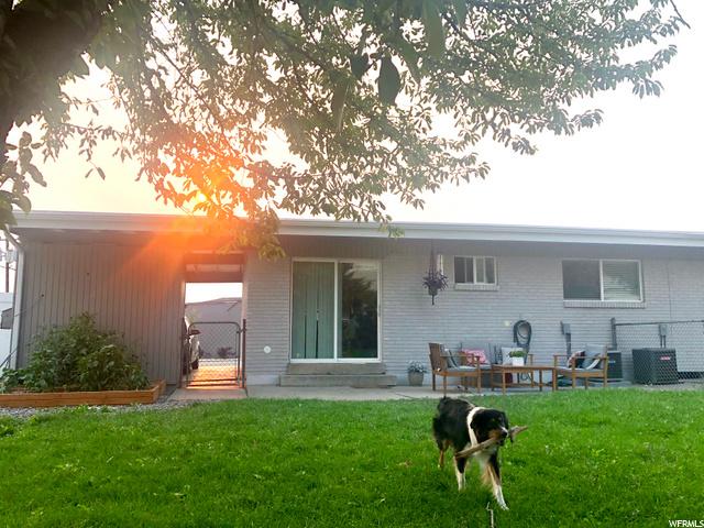 Backyard south unit