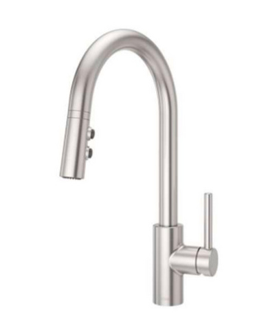 Stellan Pull-Down Faucet - Stainless Steel