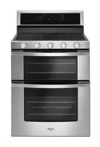 Gas Double Oven Range -WGG745S0FS