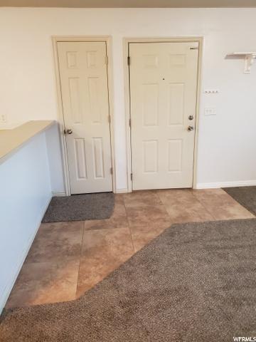 Entry and Closet door