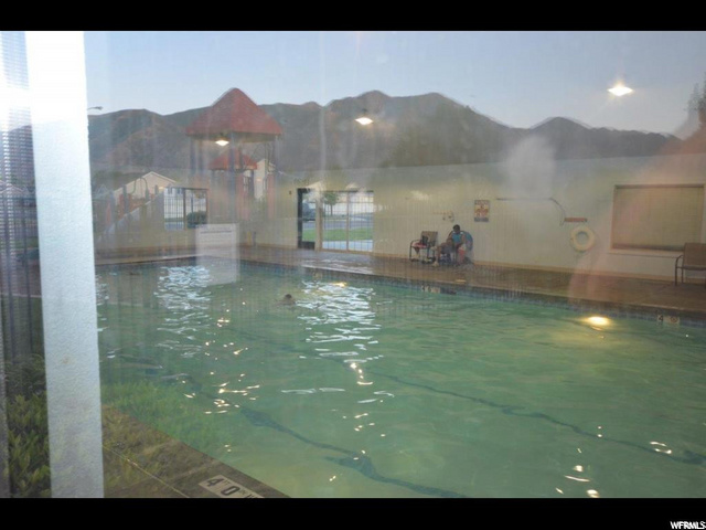 HOA Community Pool