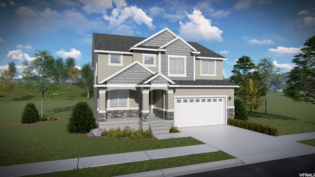 Quailhill at Mt. Saratoga is a fantastic community featuring single family homes, townhomes, and condos. Mt. Saratoga is a master-planned community that will feature future parks, trails, and open space. Quailhill is in close proximity to Utah Lake, The Ranches Golf Club, stores, and restaurants. Easy access to Pioneer Crossing also allows for an easy commute. KATE FLOOR PLAN.