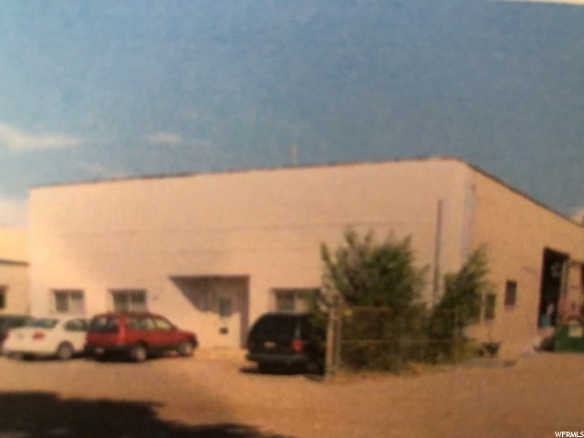 Dated photo of front of the building. New photo coming