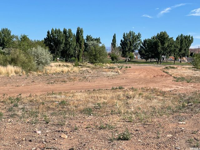 This is the view from the middle of the property looking North towards the Roosevelt Golf Course.