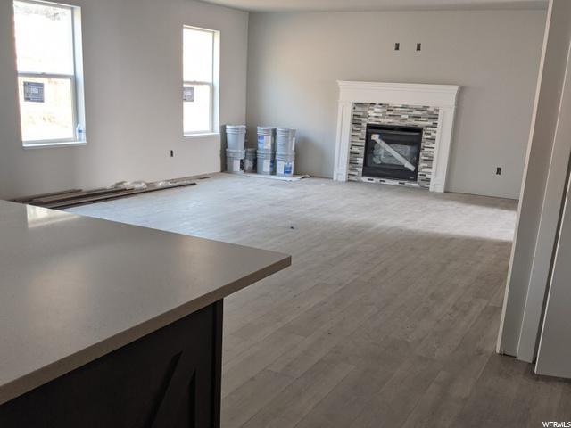 great room in progress