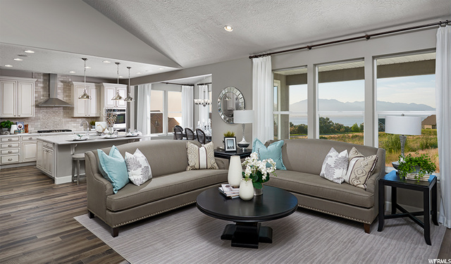 Photo shown is of a model home with upgraded finishes that are available as an optional upgrade.