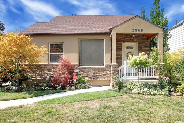 2806 S IMPERIAL ST, Salt Lake City UT 84106