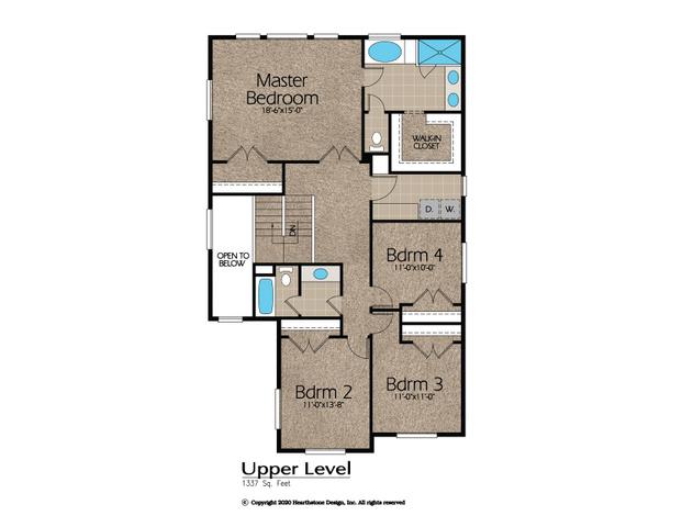 Optional 4th bedroom