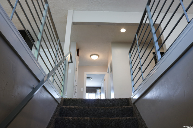opens into hallway