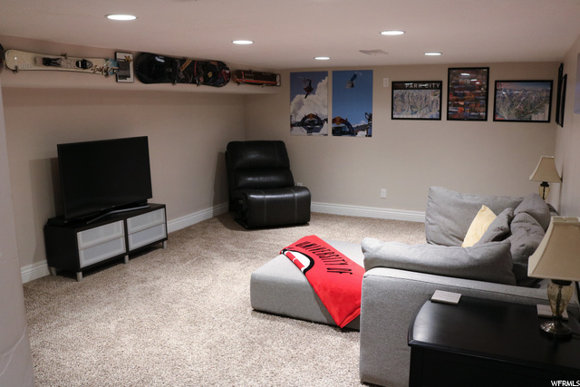 The kids or man cave
