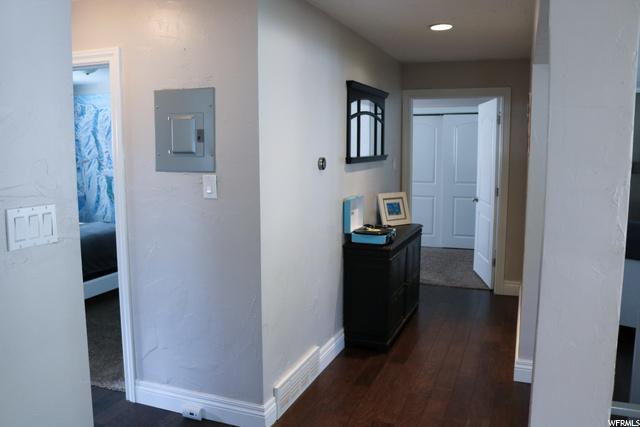wide hallway openings